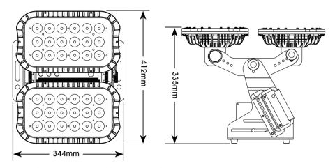 Car Audio System Packages as well Lanta Aurora Double Polaris Ip66 Led Outdoor Wash 102620 P in addition Gt Stage Deck Horizontal Trolley 120791 P together with 231297471049 furthermore 181121136390. on chauvet dj lighting